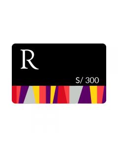 Ripley S/. 300