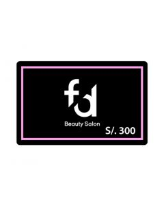 F&D Beauty Salon S/. 300