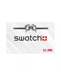 Gift Card Swatch S/.300