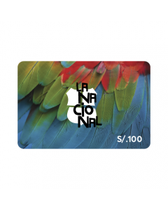 Gift Card La Nacional S/.100