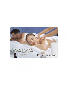 Gift Card Walwa Spa - Ritual De Amor