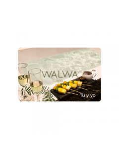 Gift Card Walwa Spa - Tu & Yo