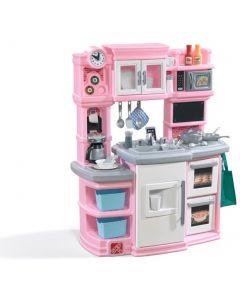 Cocina Infantil STEP2 Gourmet Rosa