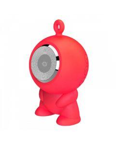 Parlantes Blutooth Resistente Al Agua Ipx5 - Rojo