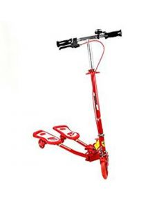 Ferrari Frog Scooter - Red