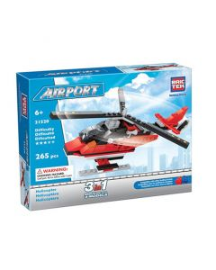 Airport Helicopter 3 In 1