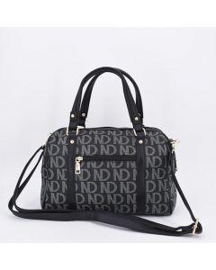 Cartera Doctor Bag Black - Fashion Bag