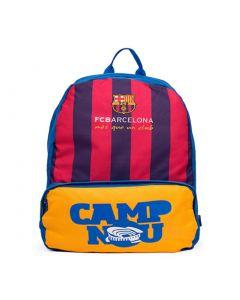 Light Backpack W/ Small Front Pocket Barcelona