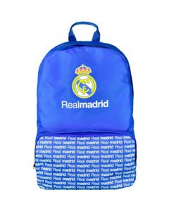 Light Backpack W/ Small Front Pocket Real Madrid