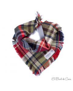 Bandana-Pañuelo para Mascotas Cambridge Talla Large