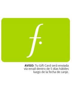 Gift Card S/. 150 en Saga Falabella