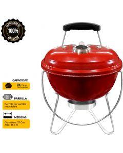 Parrilla Smokey Grill Red Mr.Grill PSGR004 Rojo