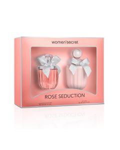 Estuche Women Secret Rose Seduction EDT 100 ML