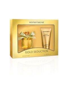 Estuche Women Secret Gold Seduction EDC 100 ML