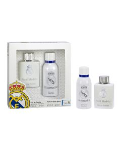 Estuche Real Madrid Real Madrid EDT 100 ML
