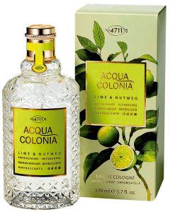 Perfume 4711 Lime & Nutemeg EDC 170 ML