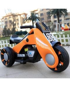 Motocicleta Eléctrica Beiduoqi BDQ-6199A Naranja