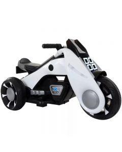 Motocicleta Eléctrica Beiduoqi BDQ-6199A Blanca