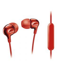 Audifono In Ear Con Microfono She3555Rd/00 -Rojo