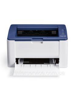 Impresora Láser Xerox Phaser 3020 Blanco Y Negro Con Wi-Fi