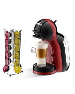 Cafetera Nescafe Dolce Gusto Mini Me + Dispensador De Cápsulas