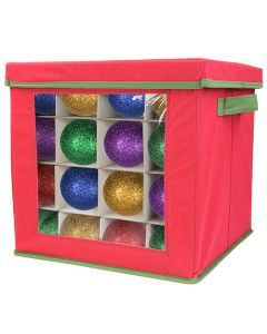 Cubo Organizador Adornos Navidad - Rumah