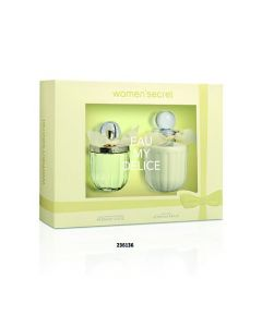 Eau My Delice Gift Set Edt 100 Ml + Bl 200 Ml