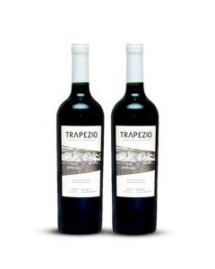 Pack 2X Trapezio Vineyards Selection Malbec 2017
