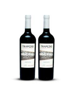 Pack 2X Trapezio Vineyards Selection Cabernet Sauvignon 2017