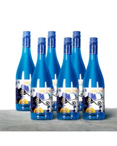 Pack Santa Cruz Vino Azul X 6 750Ml