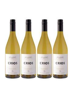 Colección Crios Chardonnay - 4 Botellas - Vinoseleción