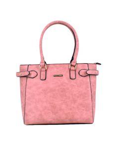 Cartera Tote Bag Nicole Daniel 9006 - Rosado