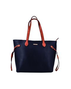 Cartera Tote Bag Nicole Daniel 9005 - Negro