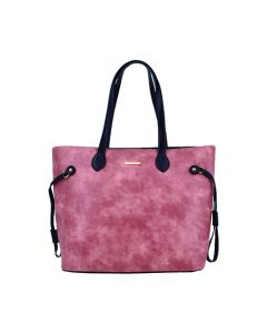 Cartera Tote Bag Nicole Daniel 9005 - Rosado