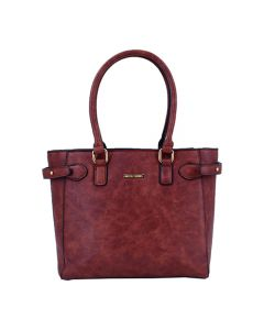 Cartera Tote Bag Nicole Daniel 9006 - Marron