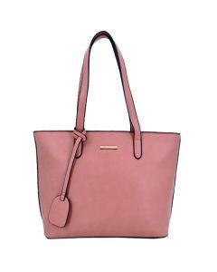 Cartera Tote Bag Nicole Daniel 9007 - Rosado
