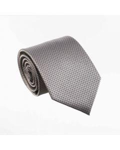 Corbata VILLA CRAVATTA clásica gris