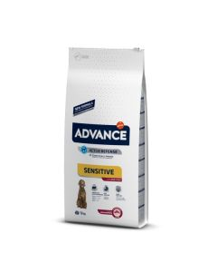Advance Sensitive Cordero Y Arroz Para Adultos 12Kg.