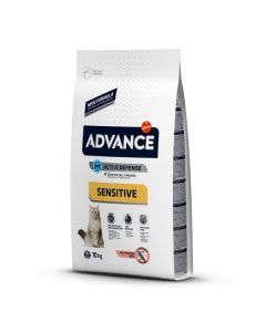 Advance Gato Adulto Sensitive (Salmon) 10Kg