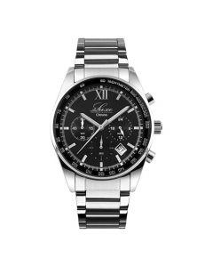 Reloj Deluxe Chrono Negro