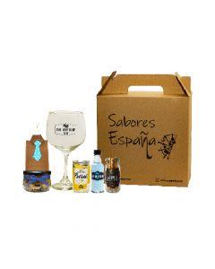 Pack Gin/Ginebra Sabores España Daddy Box 50ml