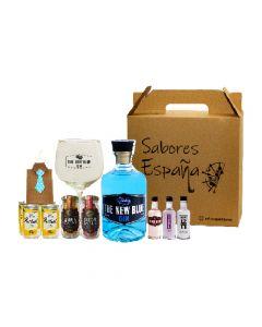 Pack Gin/Ginebra Sabores España Cata Box Para Papá 700ml