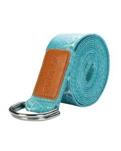Correa ProIron De Yoga Mandala Azul