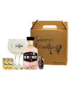 Gin/Ginebra Sabores España Gin Box Berry Lover Pack