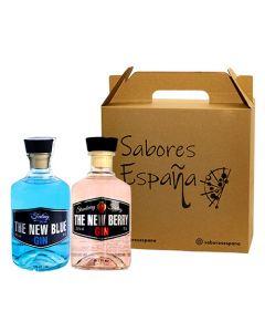 Gin/Ginebra Sabores España Gin Box Perfect Match Pack