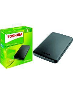 Disco Duro Externo 2tb Toshiba Canvio Basic