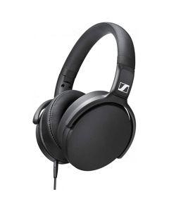 Audífonos C/Micrófono Sennheiser HD 400S Negro