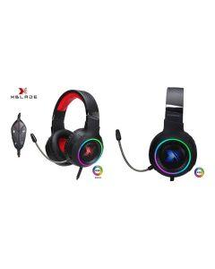 Audífonos Con Micrófono Iluminado Xblade GXB-ES9280