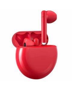 Audífonos con Micrófono BT Huawei Freebuds 3 Shark Rojo