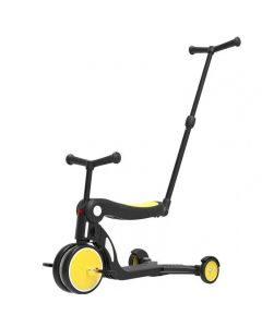 Scooter 5 En 1 Freekids DGN5-1 Amarillo